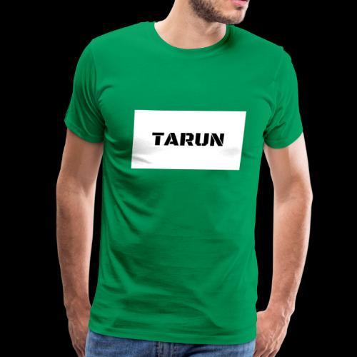 THE TARUN MERCH - Men's Premium T-Shirt