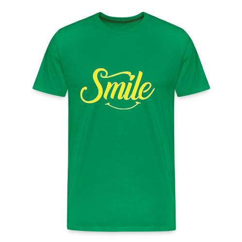 All Smiles - Men's Premium T-Shirt