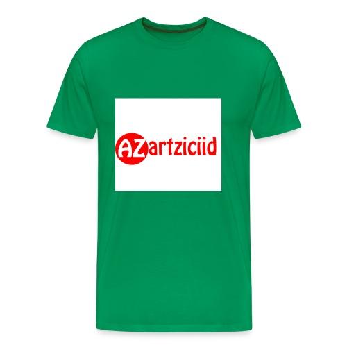 art ziciid - Men's Premium T-Shirt