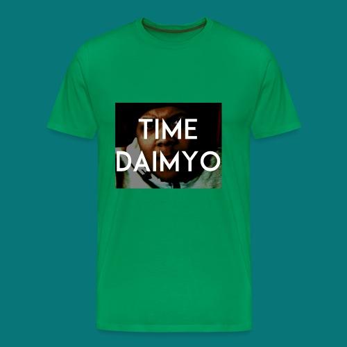 D Time Daimyo - Men's Premium T-Shirt
