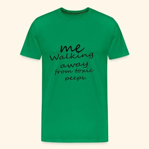 toxic peeps - Men's Premium T-Shirt