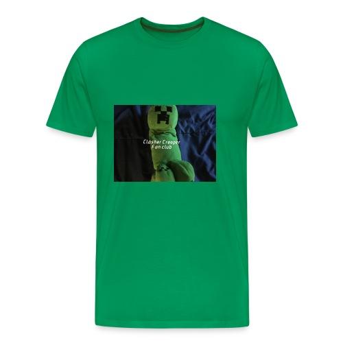 Clasher Creeper Fan Club - Men's Premium T-Shirt