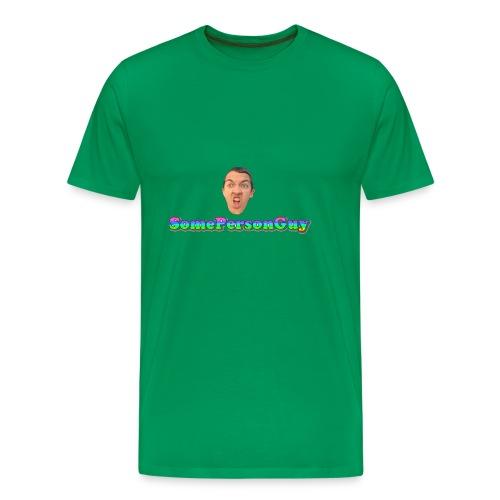 SomePersonGuy TShirt - Men's Premium T-Shirt