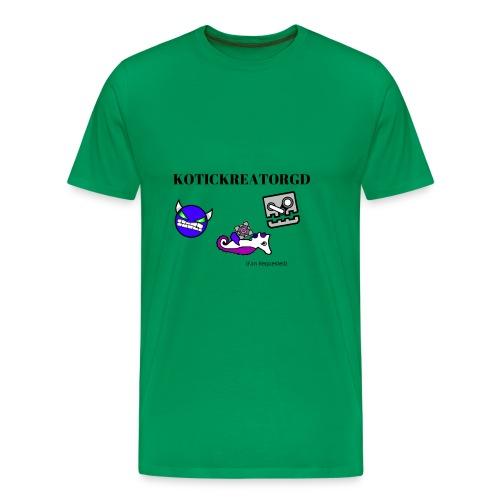 KOTICKREATORGD (Fan Request) Brand - Men's Premium T-Shirt