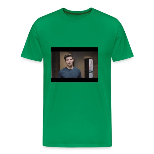 handsome preston - Men's Premium T-Shirt