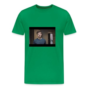 handsome preston - Men's Premium T-Shirt