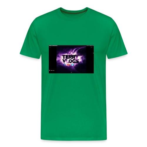 You gotta want it - Men's Premium T-Shirt