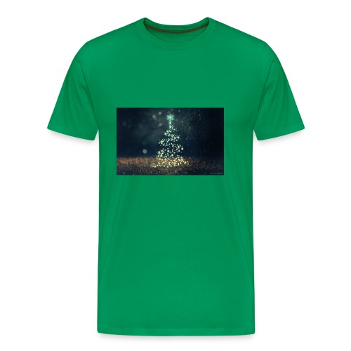 Christmas Tree - Men's Premium T-Shirt