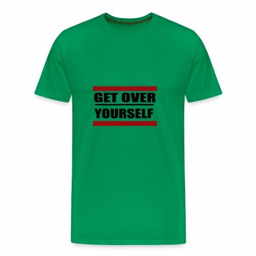 GET OVER - Men's Premium T-Shirt