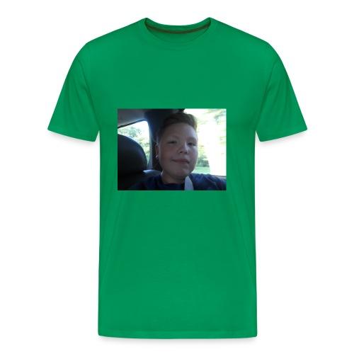 15343764995101929078727 - Men's Premium T-Shirt