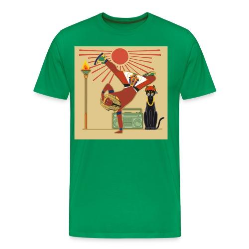 Pharoah & Voo Dance - Men's Premium T-Shirt