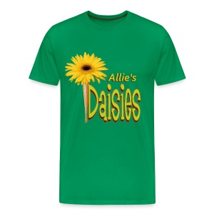 The Daisies Team Logo - Men's Premium T-Shirt