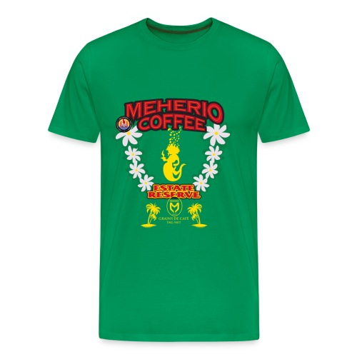 MEHERIO COFFEE - Men's Premium T-Shirt