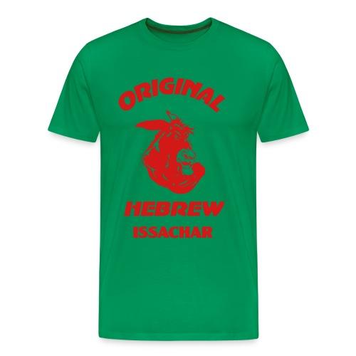 ISSACHAR - Men's Premium T-Shirt