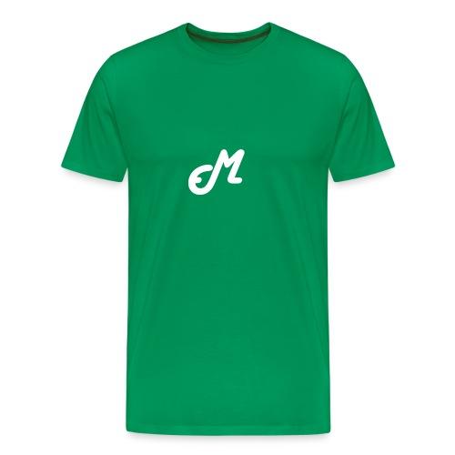 Miles - Design - Men's Premium T-Shirt