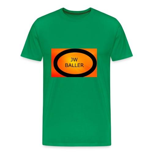 jw baller merch - Men's Premium T-Shirt