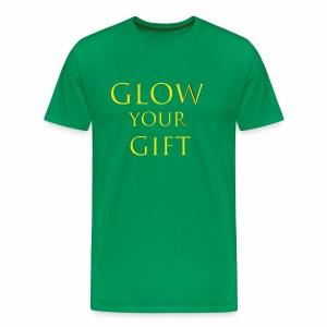 Glow Your Gift - Men's Premium T-Shirt
