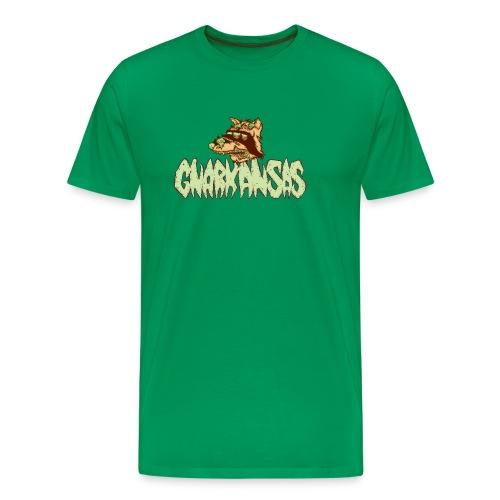 Gnarkansas Unnatural Coon - Men's Premium T-Shirt