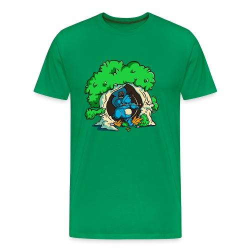 Fantasy Ranger Noodles - Men's Premium T-Shirt