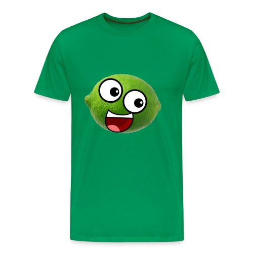 Limellop's Logo - Men's Premium T-Shirt