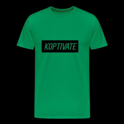 KoptivateBoxLogo - Men's Premium T-Shirt