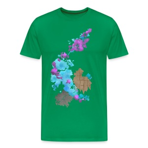 Pandora Moss Wall - Men's Premium T-Shirt