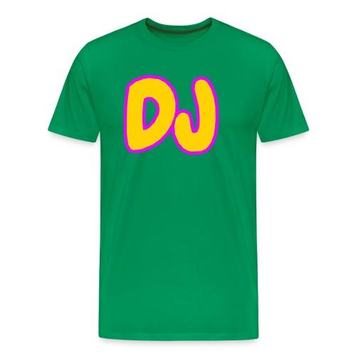 DJMERCH10 - Men's Premium T-Shirt