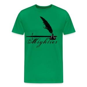 mightier - Men's Premium T-Shirt