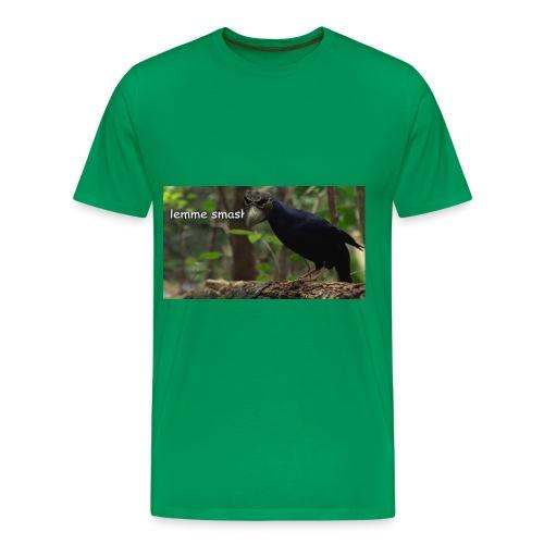 lemme smash dark omen - Men's Premium T-Shirt