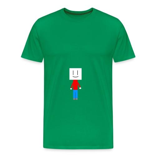 Squarehead - Men's Premium T-Shirt
