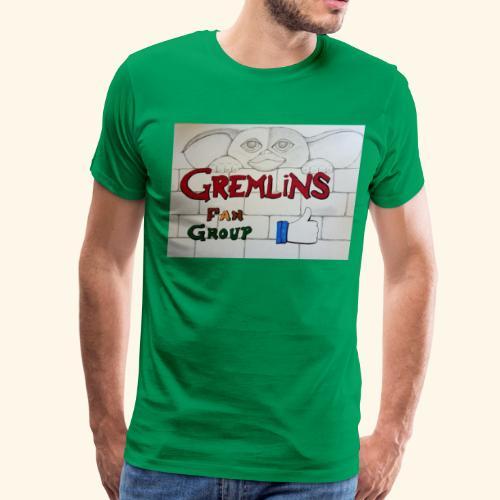 Gremlins Fan Group Logo - Men's Premium T-Shirt