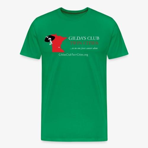GCTC MN State for Dark Apparel - Men's Premium T-Shirt