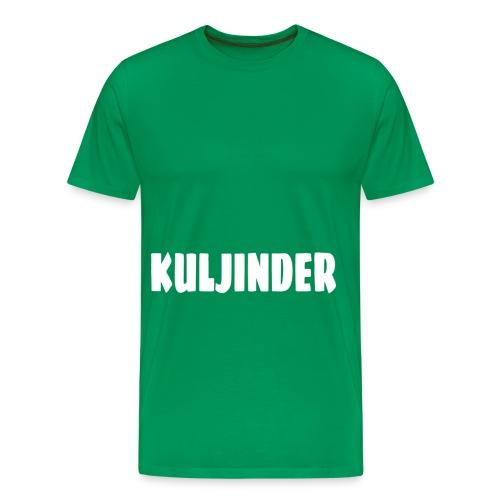 KULJINDER - Men's Premium T-Shirt