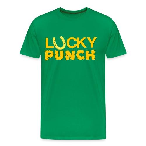 LUCKY PUNCH - Men's Premium T-Shirt