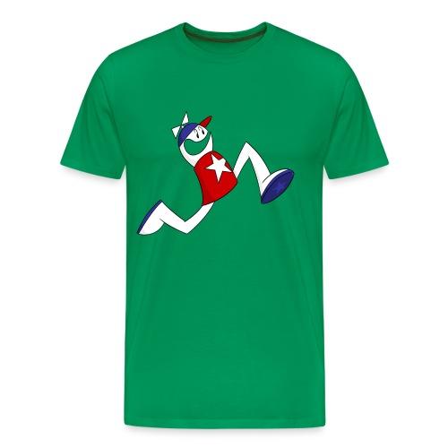 Terrific Athlete - Men's Premium T-Shirt