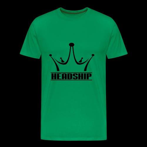 HEADSHIP black - Men's Premium T-Shirt