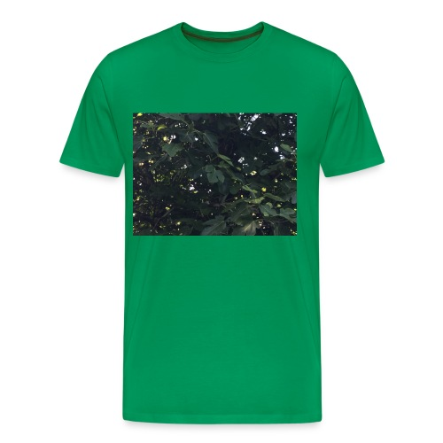 fig tree of time - Men's Premium T-Shirt
