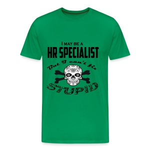 HR specialist - Men's Premium T-Shirt