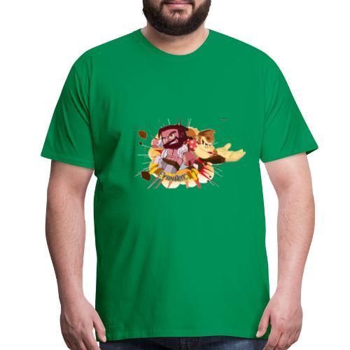 Duo Edition - Men's Premium T-Shirt