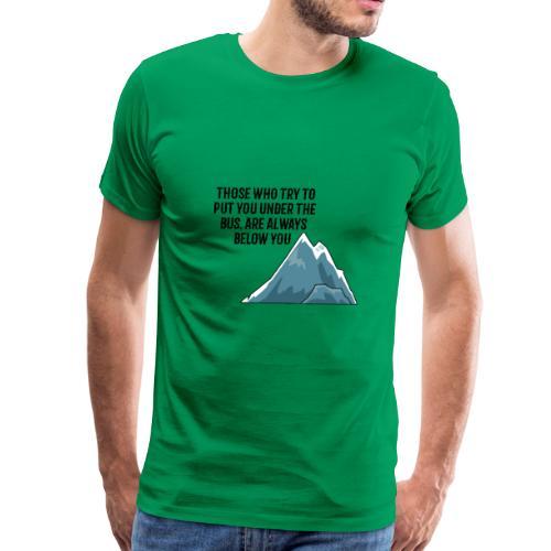 No New friends - Men's Premium T-Shirt