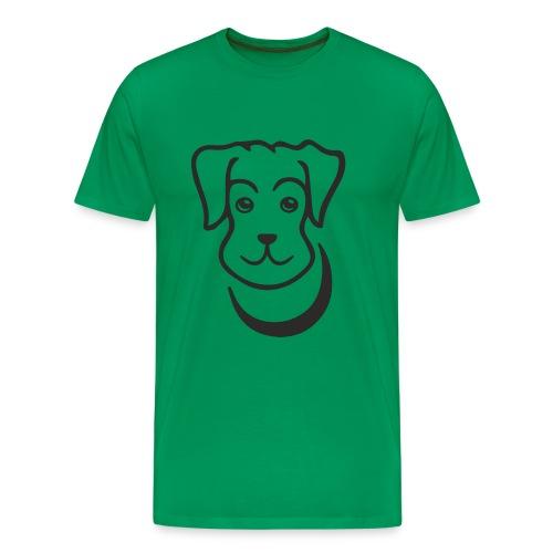 puppy - Men's Premium T-Shirt