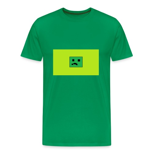 Creeper Head YT fan merch - Men's Premium T-Shirt
