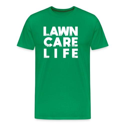Lawn Care LIfe - Men's Premium T-Shirt