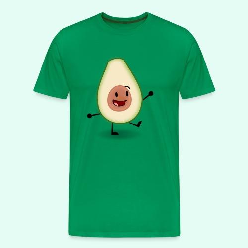 Happy Avocado - Men's Premium T-Shirt