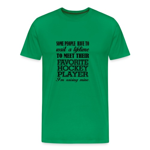 Favorite hockey player - Men's Premium T-Shirt