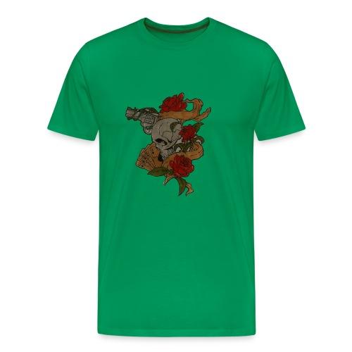 great american west - Men's Premium T-Shirt