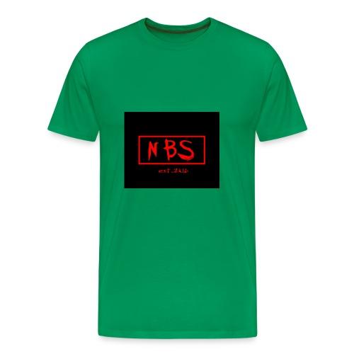 NBS phonecase - Men's Premium T-Shirt