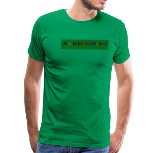 Jugglers Wanted - Men's Premium T-Shirt