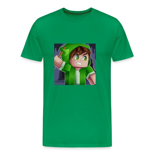 NEW!!! LuckBear Hoodies and More... Kids Exclusive - Men's Premium T-Shirt