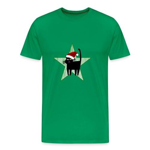 Christmas Star - Men's Premium T-Shirt